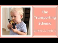 The Transporting Schema   How Children Learn - YouTube