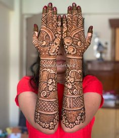 Mehndi Designs Bridal Hands, Engagement Mehndi Designs, Stylish Mehndi Designs, Full Hand Mehndi Designs, Mehndi Designs Book, Mehndi Design Pictures, Wedding Mehndi Designs, Henna Designs Easy, Dulhan Mehndi Designs