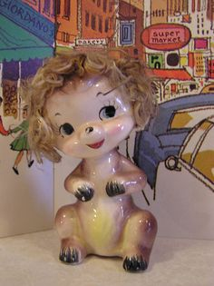 furry figurines - Google Search