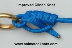 Animated fly fishing knot tutorials.  Provides instructions, great visual demonstration, and what the knot is used for.