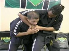 Israeli Martial Arts Techniques : How to Defend Against a Side Headlock