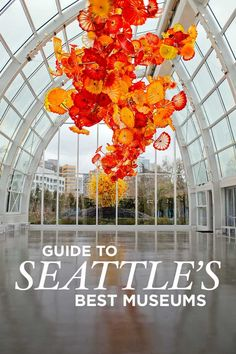 Guide to the Best Museums in Seattle + Seattle Museum Free Days // Local Adventurer Seattle Vacation, Seattle Travel, Vacation Ideas, Seattle Sights, Cool Places To Visit, Places To Travel, Places To Go, Vacation Places, Travel Stuff