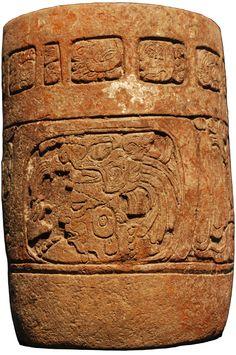 Mayan Cacao Vessel
