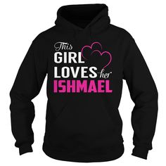 This Girl Loves Her ISHMAEL Pink