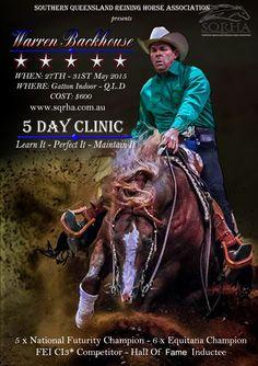 Warren's Clinic Flyer