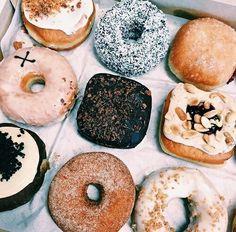 Картинка с тегом «food and donuts»