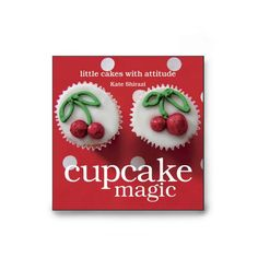 Cupcake Magic Book | For each copy sold, a donation is made to the BWHT.  Hoorah!This wonderful hardback book will offer you inspiration for your cupcakes, and their decoration, and will make choosing a recipe so simple as they are divided in to categories of low-faff, mid-faff and high-faff, as well as offering savoury and special seasonal options, all beautifully illustrated.