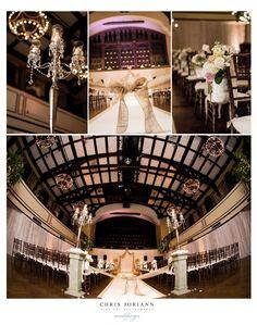 { jenna + justin | harriet himmel theater | vintage wedding } | CHRIS JORIANN {fine art} PHOTOGRAPHY | b l o g