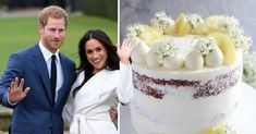 Harry and Meghan will have a lemon and elderflower wedding cake, here's how you can make your own   Metro News