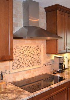 Stone Tile Kitchen Countertops