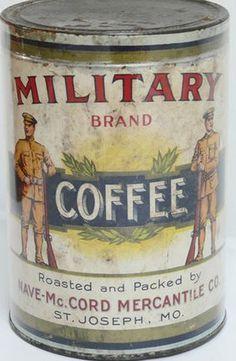 Military Brand Coffee