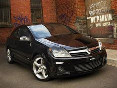 Holden Astra SRi