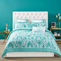 Capri Full/queen 3-Piece Comforter Set