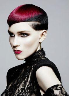 BIBA Academy http://hairessbox.co.uk #hair #trends