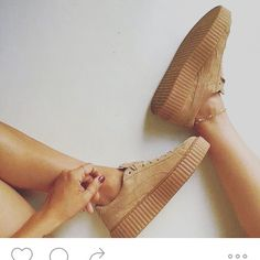 IN SEARCH OF OATMEAL OR WHITE PUMA CREEPERS Women's size 8.5 please!! Help I have been looking everywhere Puma Shoes Sneakers