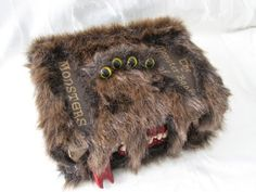 The Monster Book of Monsters from Harry Potter--awesome.