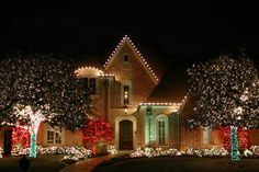 Christmas Light Installation - whyalwaysme
