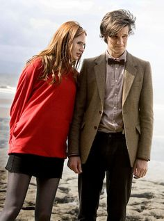 Doctor Who Challenge Day 12: Scariest Episode. Definitely The Time of Angels. I watched this episode alone at night in my basement. After that I had to walk upstairs to my room in complete darkness at 1:30 in the morning. Needless to say, it was a terrifying experience.