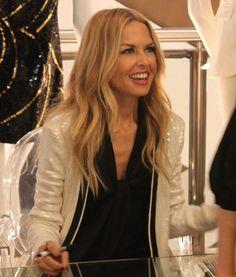 Modern Style Icon: Rachel Zoe via La Dolce Vita