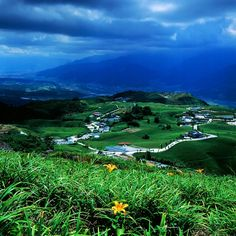 The wind and rain approaches the eve - , Hualian - Taiwan