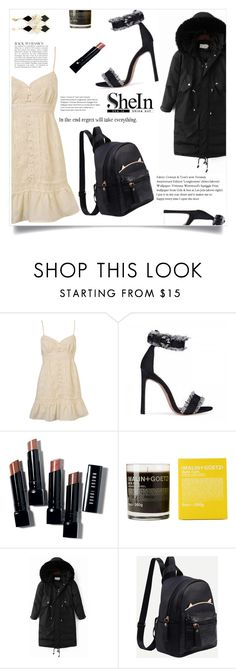 """""""Lands' End"""" by violet-peach ❤ liked on Polyvore featuring Forever 21, Bobbi Brown Cosmetics, (MALIN+GOETZ) and Anja"""