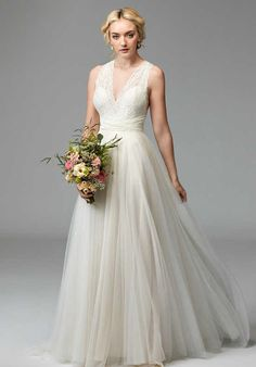 Willowby by Watters Tilda 57703 Wedding Dress photo