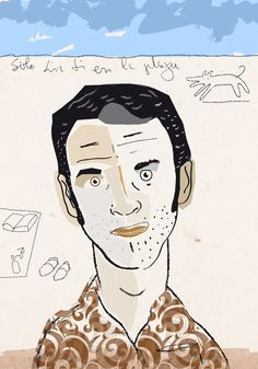 Autoretrato, Self portrait