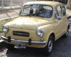 Fiat 600 año 78 completamente original, 53000 kms. de fábrica, tapizado e interior original todo en perfecto estado. http://www.arcar.org/fiat-600-63866