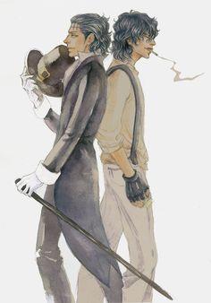 Tyki Mikk - D. Dr Grey, D Gray Man Allen, Man Wallpaper, Mobile Wallpaper, Allen Walker, Anime Tattoos, Guy Pictures, Anime Love, Manga Anime