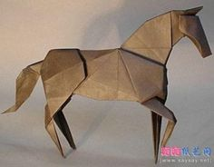 CNY decor. #hardcore #origami #horsey