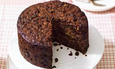 A very Mary Christmas: My favourite fruit cake Moist Christmas Cake Recipe, Dark Fruit Cake Recipe, Guyanese Fruit Cake Recipe, Mary Christmas, Christmas Baking, Christmas Recipes, Christmas Cakes, Christmas Buffet, Christmas Punch