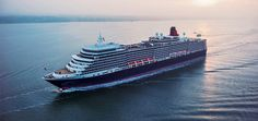 Queen Elizabeth willmake her maiden call to Long Beach this February