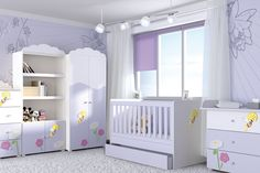 Baby- en Kinderkamer Bumble Bee