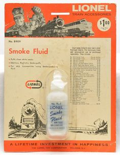 No 397 coal loader operating instructions lionel trains pinterest lionel postwar no b909 smoke fluid factory sealed in blister pack c10 cheapraybanclubmaster Gallery