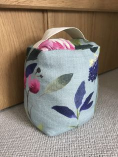Bluebellgray butterfly doorstop in Teal Bluebellgray, Doorstop, Herringbone, Home Accessories, Color Pop, Coin Purse, Teal, Butterfly, Stitch