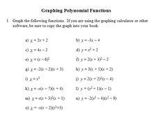 Worksheets End Behavior Worksheet end behavior worksheet of polynomial functions youtube