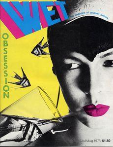 Wet Magazine Covers | Revel in New York