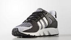 adidas EQT Support RF Primeknit Zebra Release Date - Sneaker Bar Detroit  Sneaker Bar a0520dbf1