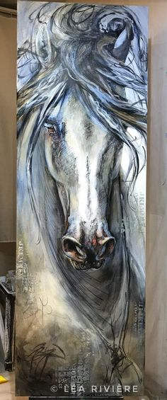 The strength to protect. Horse Drawings, Art Drawings, Watercolor Horse, Horse Artwork, Farm Art, Animal Paintings, Horse Paintings, Equine Art, Painting Techniques