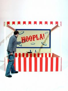 Hoopla Stall Game