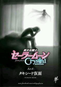 Tuxedo Mask SMCrystal acto 6