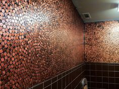 How to Tile Your Bathroom, Penny Lovers - 1 of 3 - Potty Mouth ...