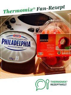 Peppadew-Dip von Tussi81. Ein Thermomix ® Rezept aus der Kategorie Saucen/Dips/Brotaufstriche auf www.rezeptwelt.de, der Thermomix ® Community.