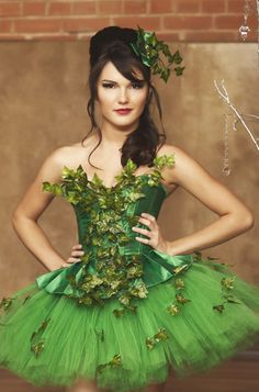 Poison Ivy Dress                                                                                                                                                                                 More