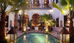Best of Marrakesh Riad - The beautiful Riad Monceau, Morocco