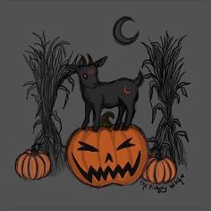 Halloween Illustration, Halloween Drawings, Halloween Pictures, Spooky Halloween, Halloween Themes, Halloween Backgrounds, Halloween Wallpaper, Spooky Scary, Creepy