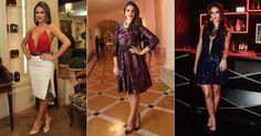 Estilista dá dicas de como se inspirar em 10 looks de festa de Bruna Marquezine