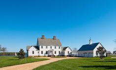 Tidewater Traditions - Arrival - traditional - exterior - dc metro - Richard Leggin Architects
