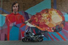 'Museum' by Uriginal - Street Art Museum Amsterdam http://blog.artweekenders.com/2014/07/01/street-art-museum-amsterdam/ #streetart #amsterdam