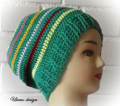 Ulemo´s Mütze im Hippie-Style